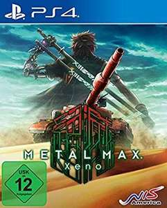 Metal Max: Xeno (PS4)  [Amazon Prime]