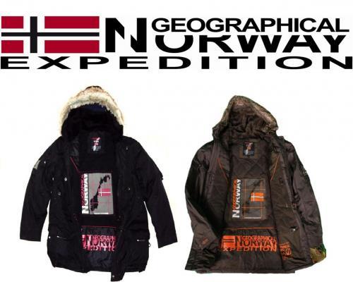 Geographical Norway Expedition Winter Parka Alaska für Herren wieder verfügbar@ ebay