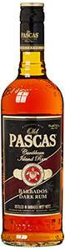 [amazon prime] Old Pascas Barbados Dark Rum 700ml 37,5%