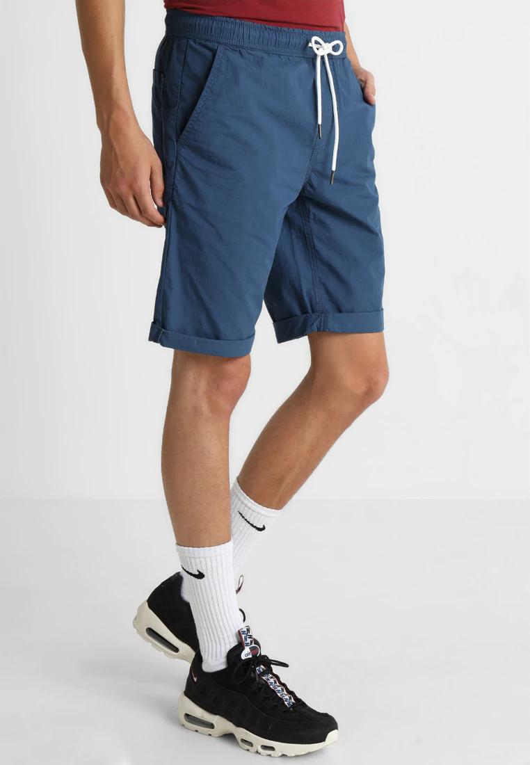 Shorts aus 100% Baumwolle von Zalando