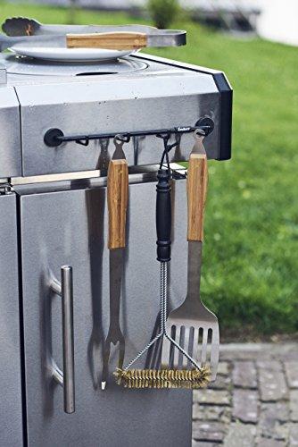 Enders GRILL MAGS Halter für Grill-Besteck 7812, Grill-Zubehör, Gasgrill, magnetische Halterung [Amazon, MediaMarkt und Ebay]