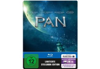 Pan (Steelbook) [Blu-ray]