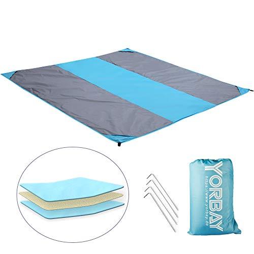 Update [Amazon] Picknickdecke 200x200cm für 9,99€