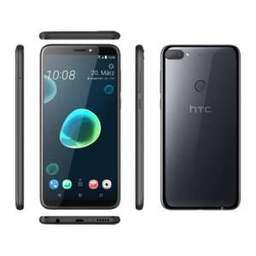 HTC Desire 12+ | 32GB / 3GB RAM 6'' 18:9 HD+ Android 8 Dual SIM [inkl. Aldi Talk Starterset]