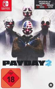 Payday 2 (Switch) [Expert Dinslaken]