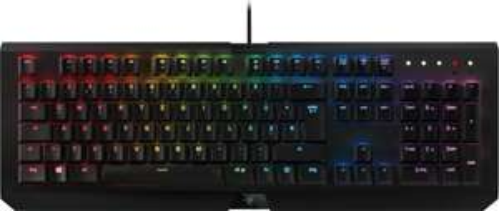 Media Markt Razer BlackWidow X Chroma, Razer GREEN, USB, DE
