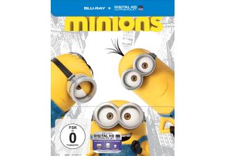 Minions (Steelbook) [Blu-ray]