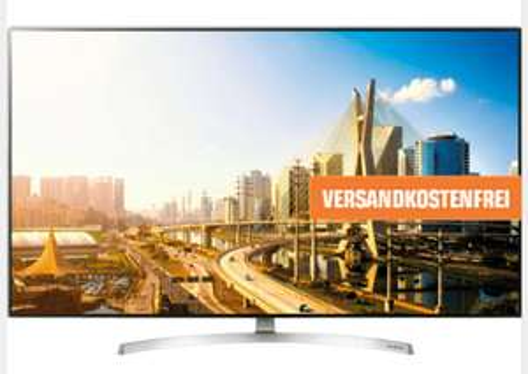 [Saturn] LG 55SK8500 55' UHD 4K TV Für nur 799€ .
