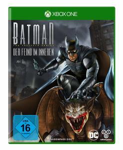 Batman: The Telltale Series - Der Feind im Inneren (Xbox One) für 11,99€ (Müller)