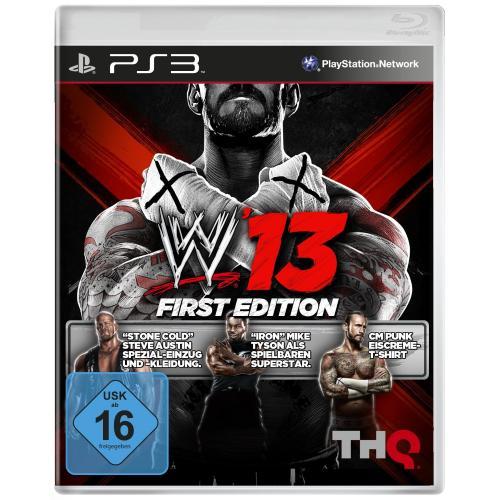 WWE 13 für 22,97€ (PS3/Wii/XBox)