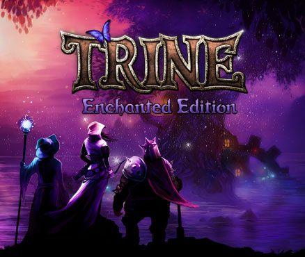 Trine Enchanted Edition (PS4) für 1,99€ (PSN Store)