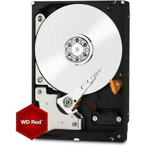 Festplatte HD 4000GB WD Red WD40EFRX