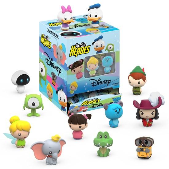 Pint Size Heroes: Disney Mystery Minifigur (zufällige Auswahl) für 2,46€ (GameStop Offline)
