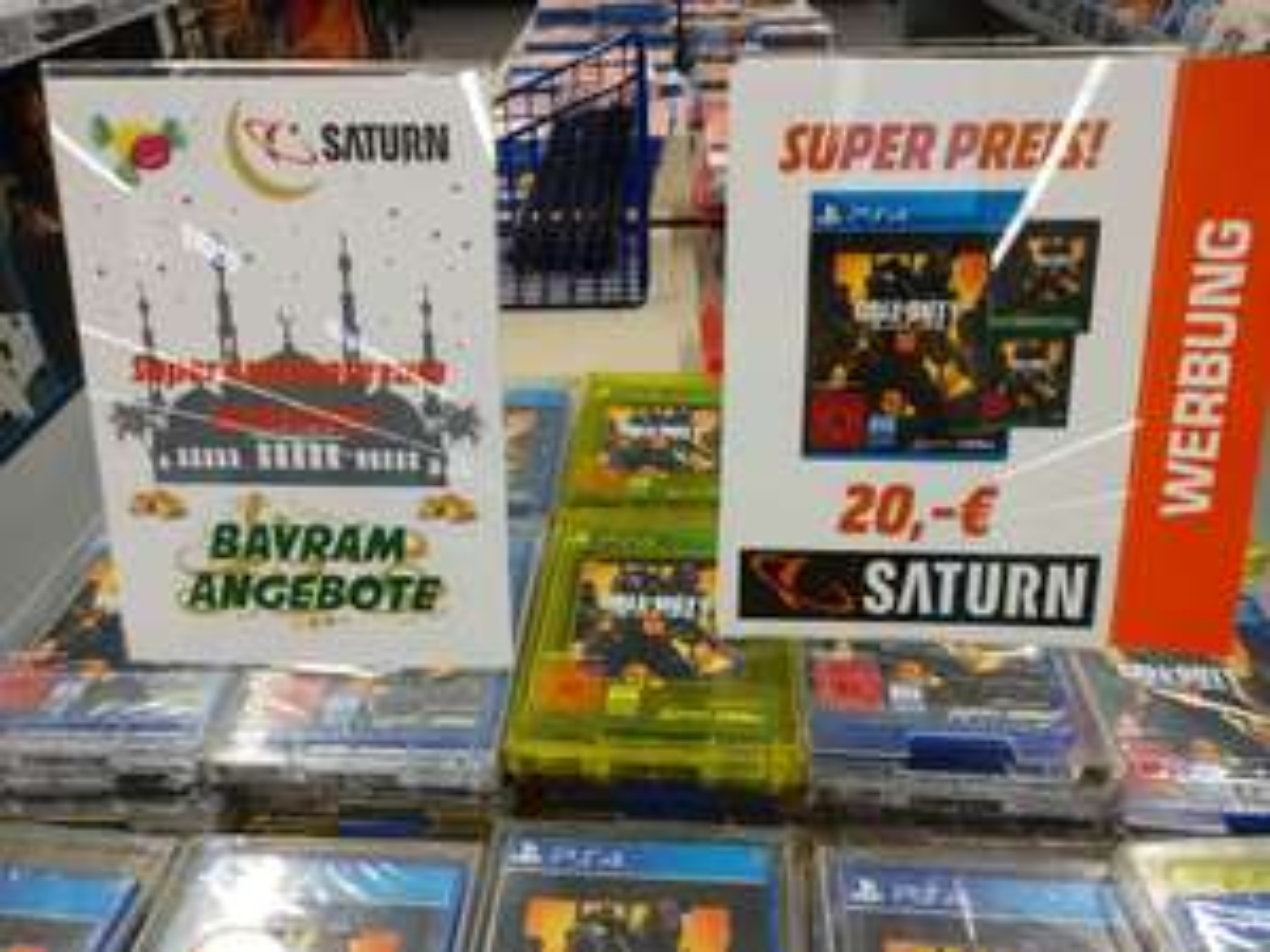 Call of Duty: Black Ops 4 für 20€ [Saturn Berlin Gesundbrunnen]