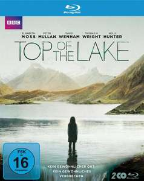Top of the Lake [Blu-ray] Staffel 1 der Serie für 5,75€ [Thalia Club]