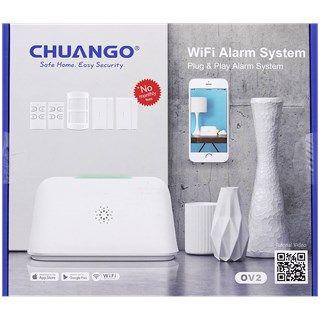 [Action] Chuango WLAN-Alarm System