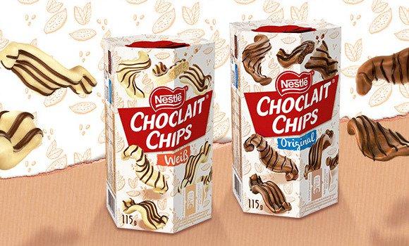 Choclait Chips / Choco Crossies bei [Kaufland] ab 06.06.