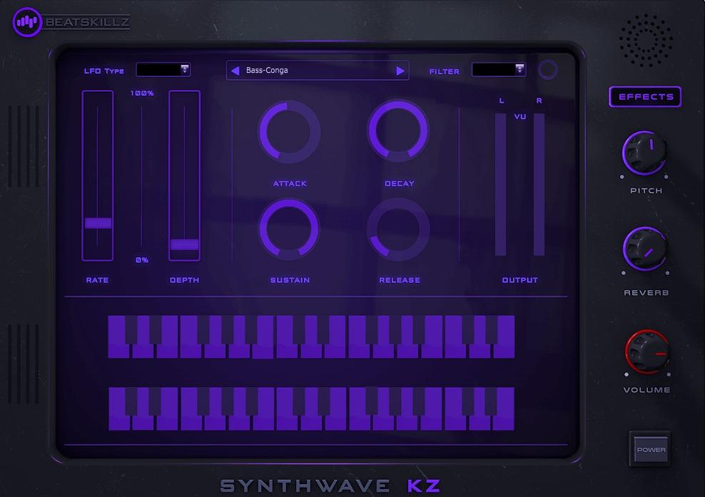 [VST] virtueller Synthie für 80er Sound