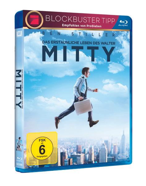 Das erstaunliche Leben des Walter Mitty (Blu-ray)