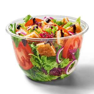 BIG ITALIAN CHICKEN SALAD im Angebot via Coupon in der App