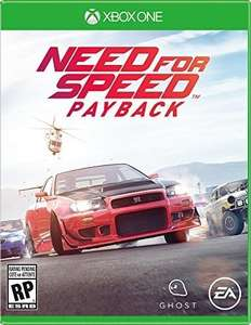 Need for Speed Payback (Xbox One) für 13,50€ (Amazon US)