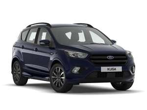 gewerbeleasing ford kuga st line 230 ps mit automatik. Black Bedroom Furniture Sets. Home Design Ideas