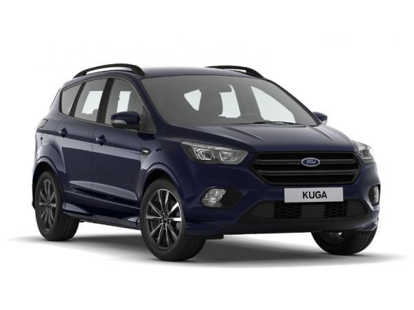 [Gewerbeleasing] Ford Kuga ST-Line (230 PS) mit Automatik - mtl. 83,19€ (netto) / mtl. 99€ (brutto), 24 Monate, LF 0,25