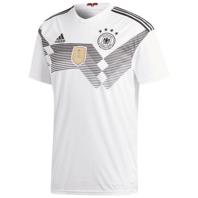 Herren DFB Heim-(Fahrt)-Trikot der WM 2018 / Größen: S, M, L
