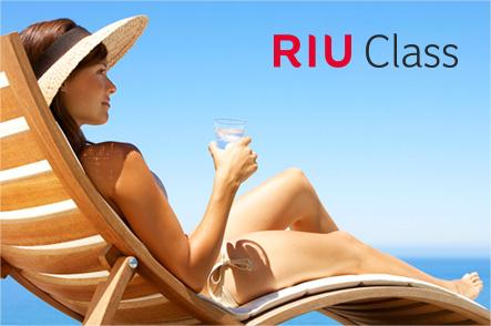 Bis zu 1.200 Punkte (1.000 + 200) für neue RIU Class Mitglieder