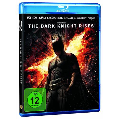 Blu-Ray - The Dark Knight Rises für €9.- [@Saturn Kiel]