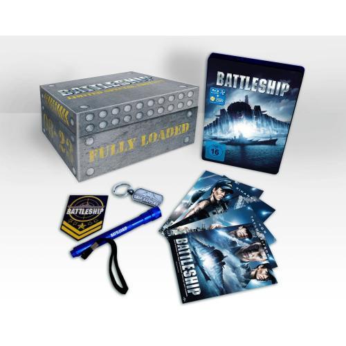 Battleship - Limited Special Edition Blu-ray (media-dealer) 30,50 Euro inkl. Versand