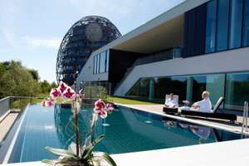 Winterberg [Juni - August] 4* Hotel OVERSUM - Ski und Vitalresort inkl. Frühstück und Spa-Nutzung für 54.50 € p.P. p.N.bei Anreise zu zweit