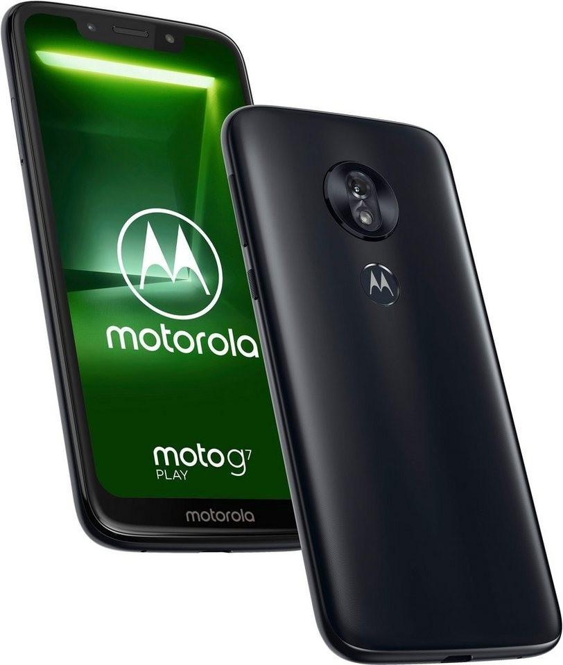 Motorola Moto G7 Play 32GB Deep Indigo oder Fine Gold für je 101,71€ inkl. Versandkosten