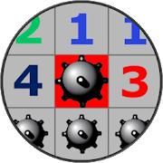 Free Android Spiele App: Minesweeper Pro (4,6*), Der Klassiker mit 500.000+ Installationen  [Google Play Store]