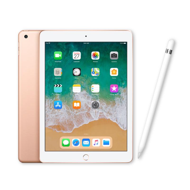 [Saturn Tarifwelt] APPLE iPad 2018 Wi-Fi + Cellular & Apple Pencil mit 10GB LTE Datenflat (Telekom)