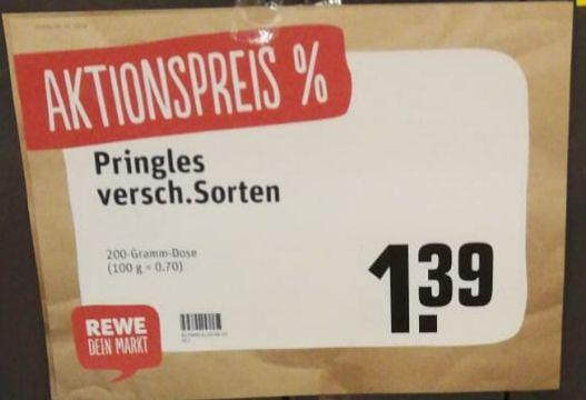 Rewe Pringles