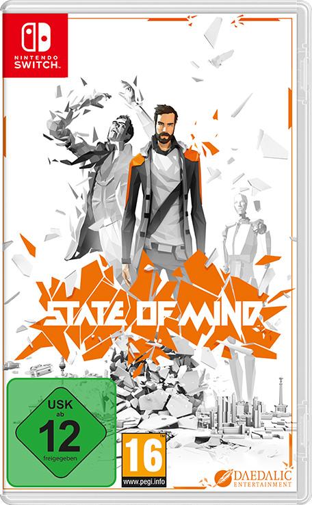State of Mind (Switch) für 13,59€ oder für 10,94€ Südafrika (eShop)