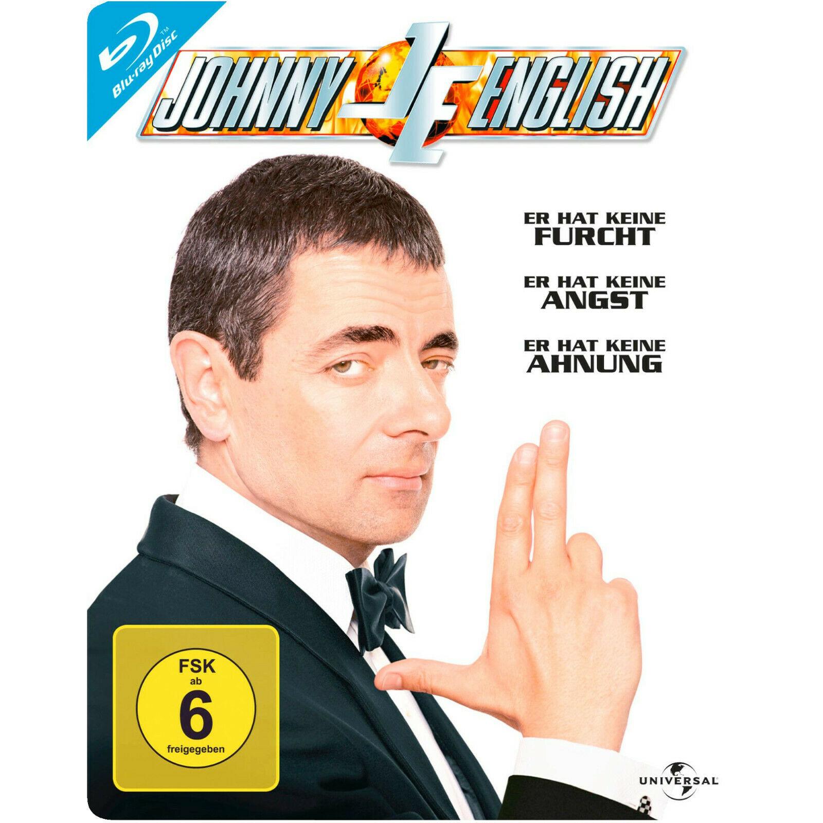 Johnny English Steelbook Edition (Blu-ray) für 5,99€ (Saturn & Amazon Prime)