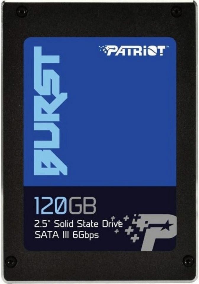 Patriot Burst SSD mit 120GB für 16,86€ inkl. Versand (7dayshop)