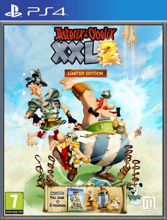 Asterix & Obelix XXL 2 Limited Edition (PS4) für 23,80€ (Coolshop & Base.com)