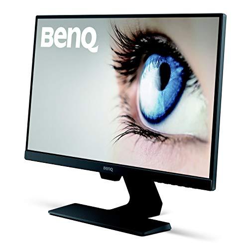 BenQ GW2480 60,45cm (23,8 Zoll) IPS 8bit LED Monitor (Full-HD, Eye-Care, IPS-Panel Technologie, HDMI, DP, Lautsprecher)