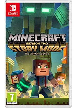 Minecraft: Story Mode - Staffel Zwei (Switch) für 12,61€ (Base UK)