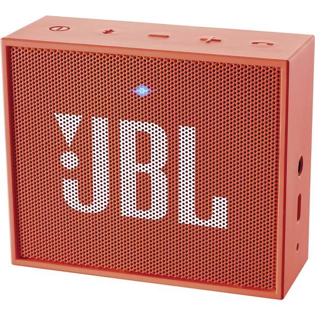 JBL Go Bluetooth Lautsprecher Orange kostenlos beim Kauf von Osram Smart+ Artikel* im Wert von 49,99 € (Conrad)