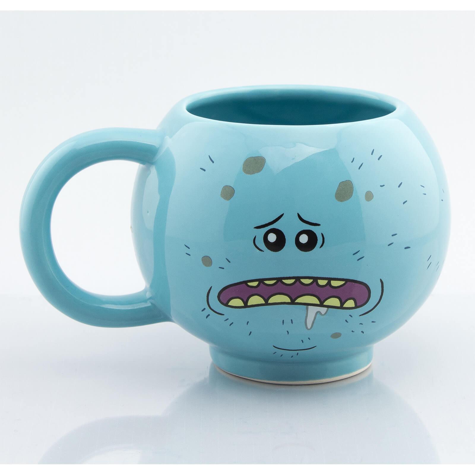 Rick and Morty Mr. Meeseeks Tasse für 7,87€ inkl. Versand (Zavvi UK)