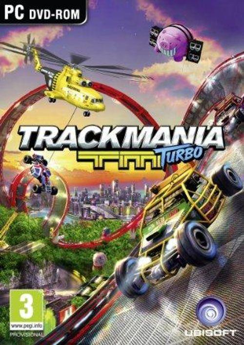 Trackmania Turbo (uPlay) für 5,69€ (CDKeys)