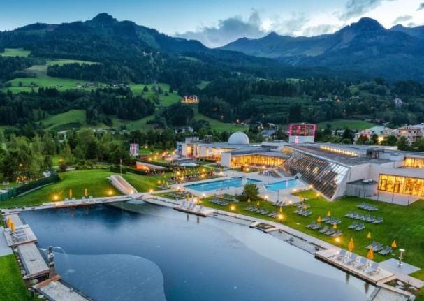 2 Nächte im Bergparadies Dorfgastein mit Halbpension, 3 Tage Eintritt in die Alpentherme Gastein | auch zu den adidas INFINITE TRAILS 2019