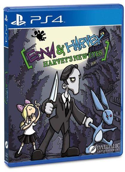 12% Rabatt auf Games auf Bol.de | z.B. Harvey's neue Augen (PS4) für 19,35€