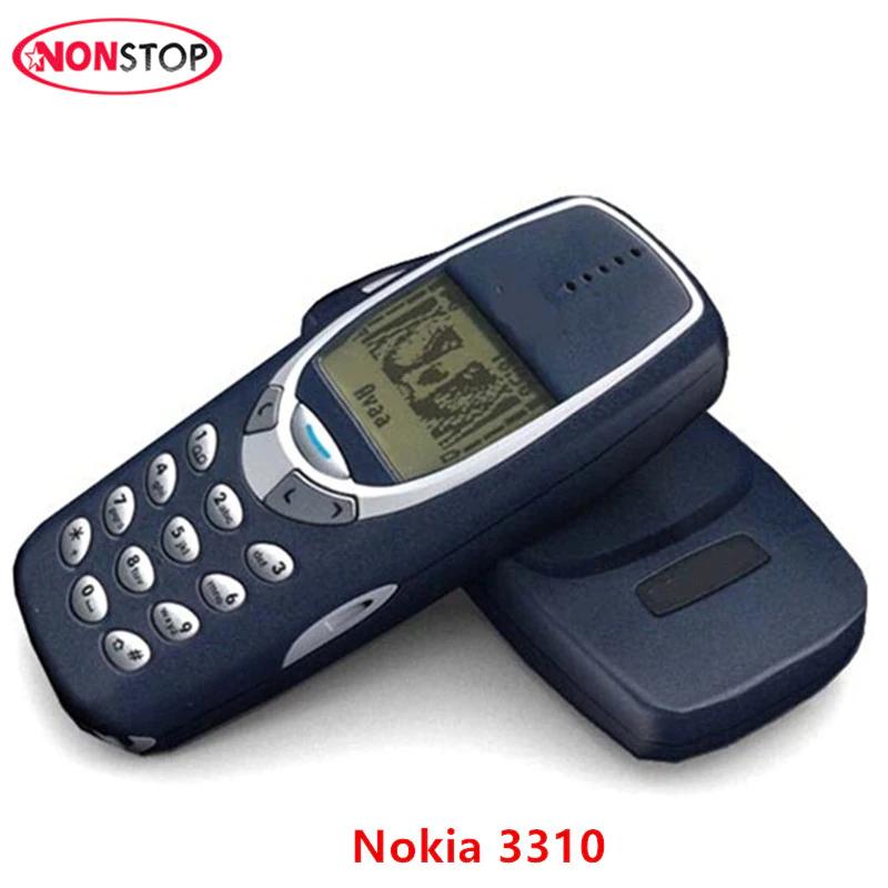 Original Unlocked Refurbished Nokia 3310 GSM