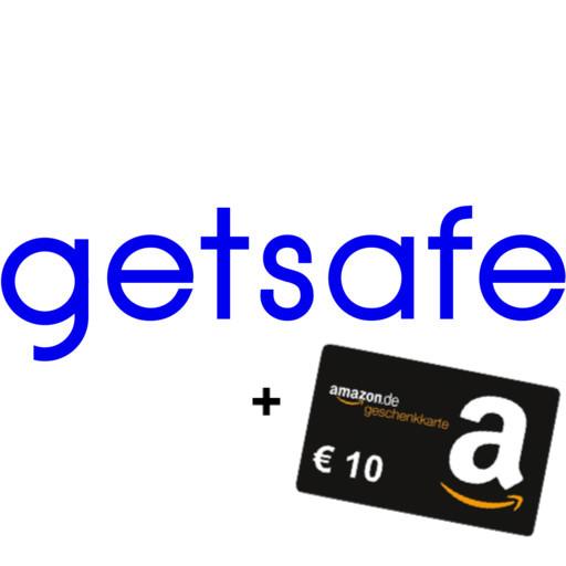 Getsafe Hausratversicherung inkl. 15€ Guthaben + 10€ Amazon Gutschein für Neukunden (mehrere Monate kostenlose Versicherung möglich)