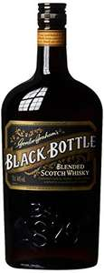 Amazon [Prime] Black Bottle - Blended Scotch Whisky (1 x 0.7 l)